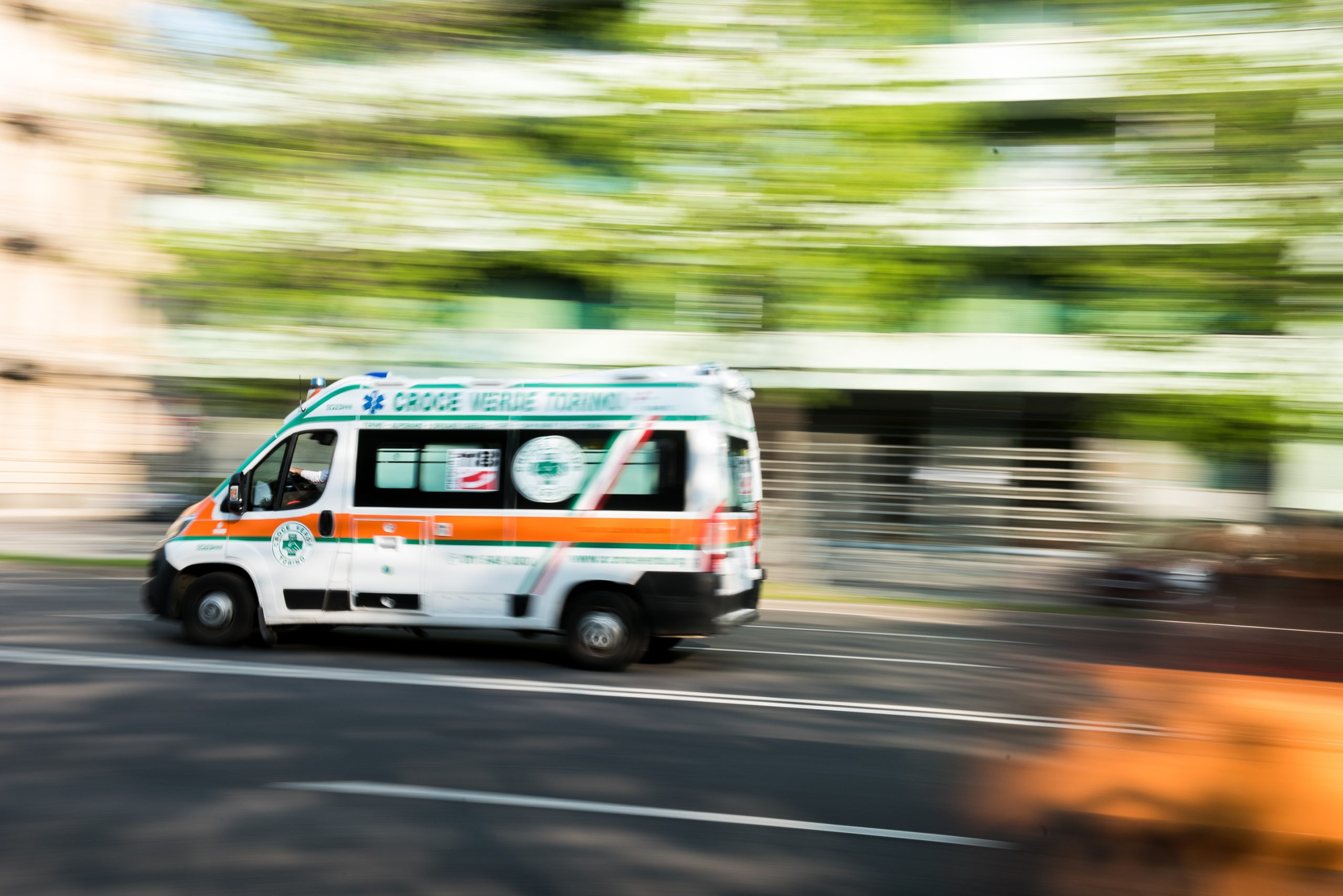 """""""Aim to be an ambulance driver, rather than an ambulance chaser"""""""
