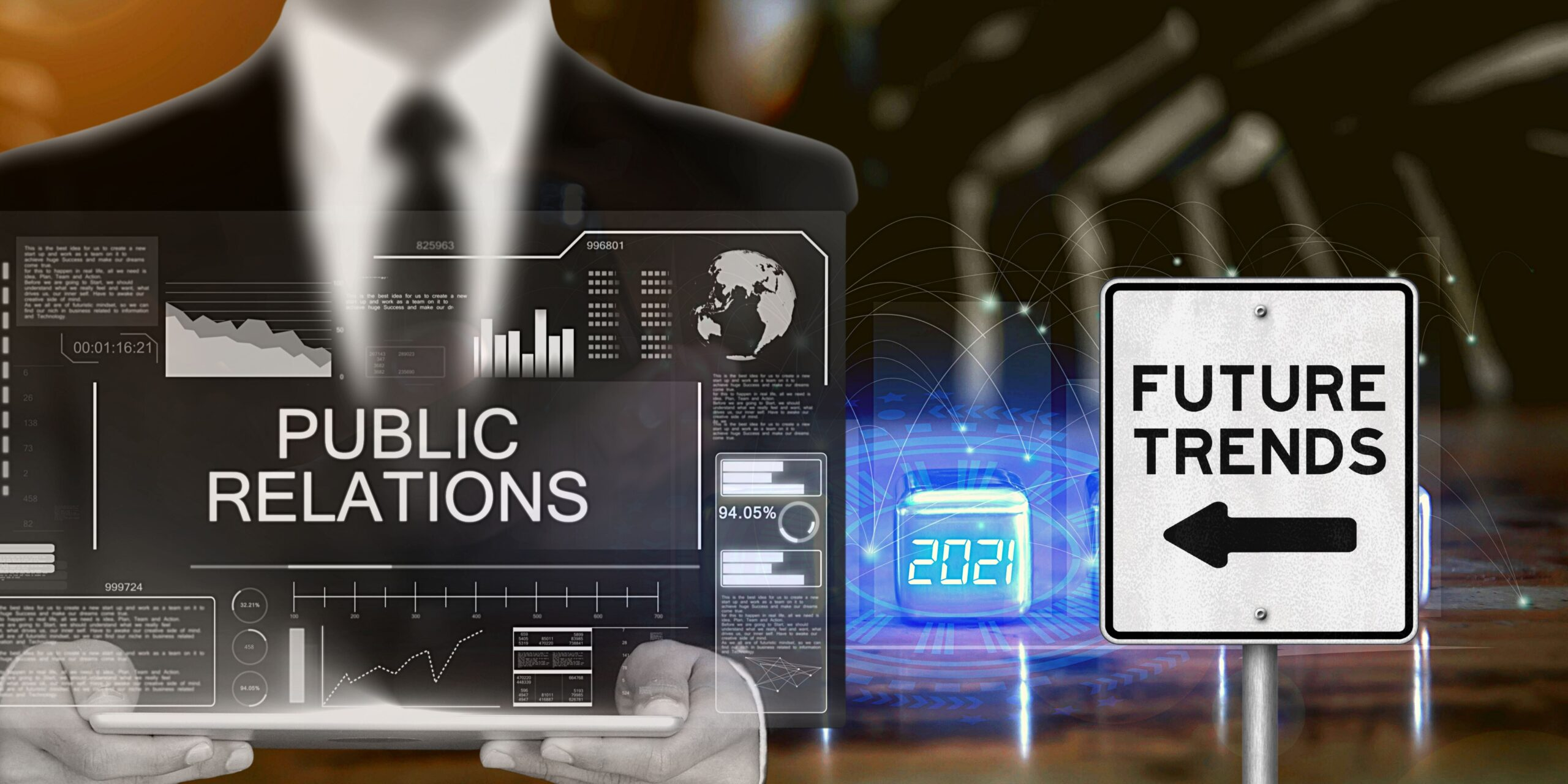 Which trends will shape the future of Press Relations and Digital Marketing in 2021?