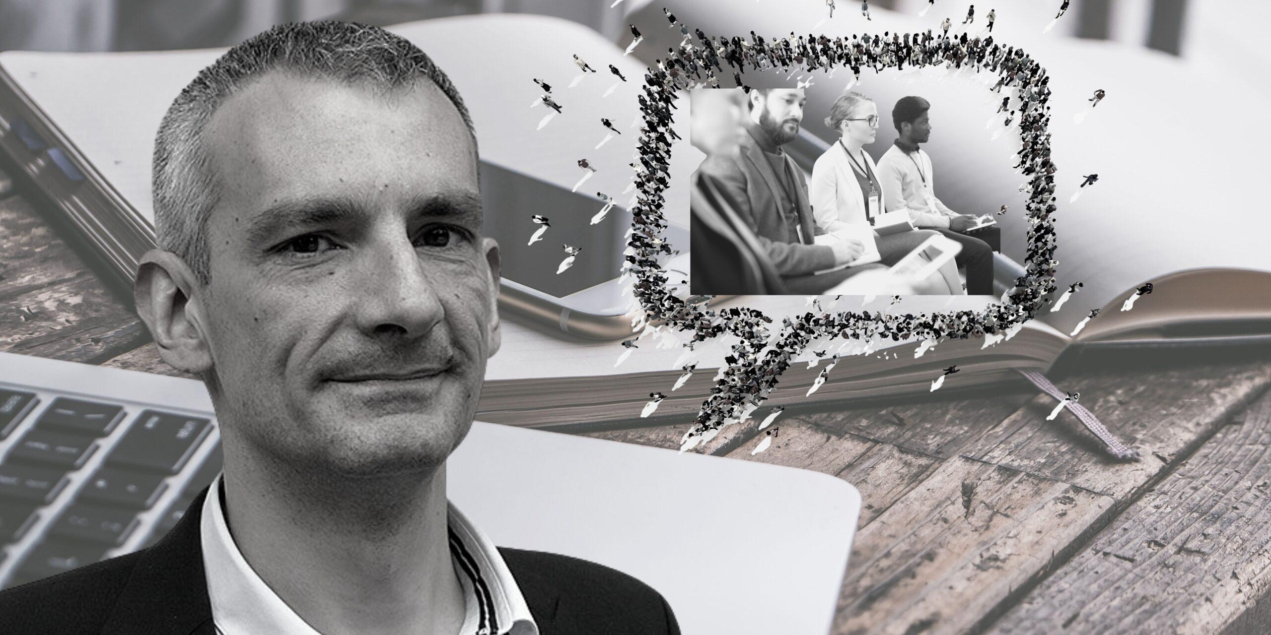 """Yann Serra (Le Mag IT) : """"Dans la presse professionnelle, le présentiel est véritablement irremplaçable"""""""