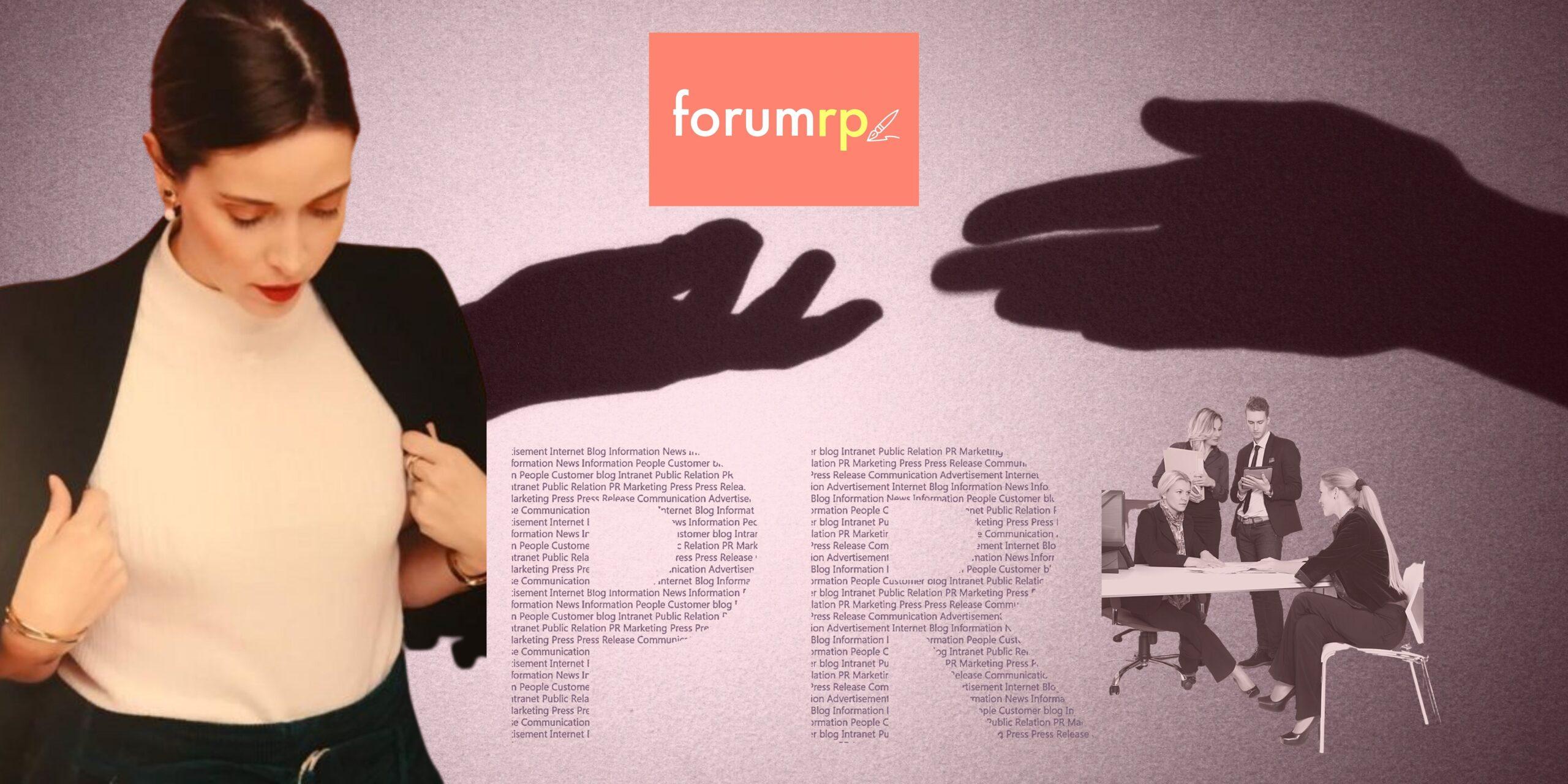 Pauline Savary (fondatrice du Forum RP) : « C'est en partageant l'information que nous faisons en sorte que notre métier reste pertinent. »